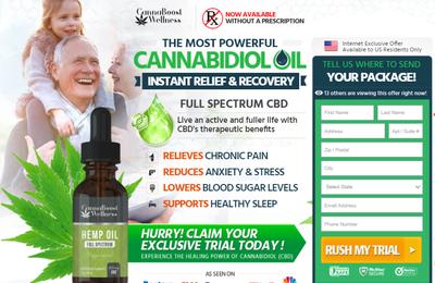 Cannaboost Wellness CBD : Reviews, Hemp Oil, Price Work & Buy?