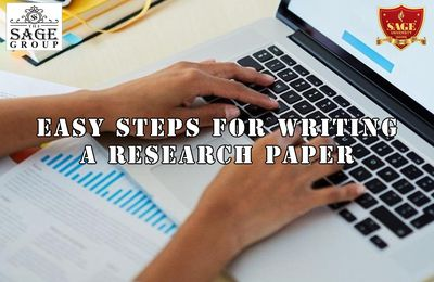 Easy Steps for Writing a Research Paper