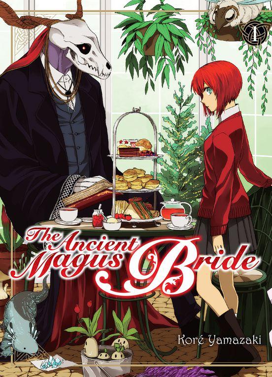 The ancient Magus Bride de Kore Yamazaki