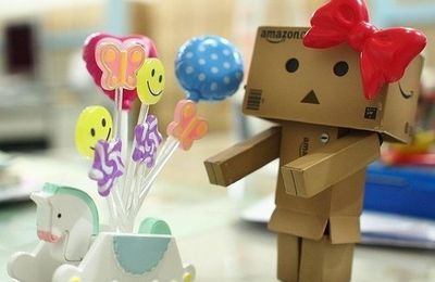 Danbo - Fille - Bonbons - Picture - Free