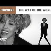 Tina Turner - Way Of The World (Official Music Video)