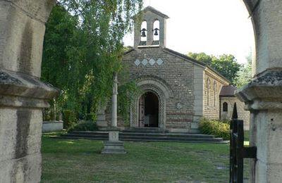 Chapelle Foujita - notre-dame de la paix