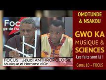 Anyjart Multimedia - Omotunde & Nsakou Gwoka & Sciences