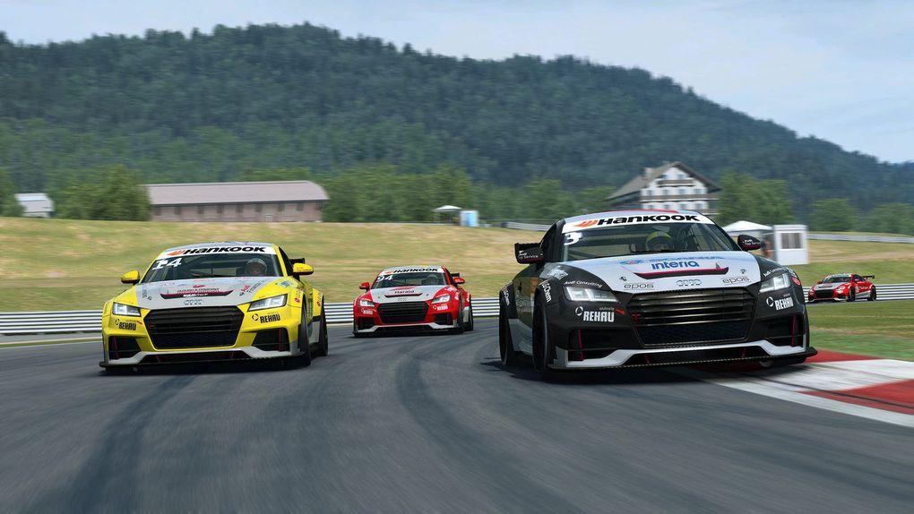 R3E : Audi TT Cup Car, c'est pour bientôt !