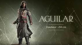 Assassin's Creed le film s'offre des figurines officielles !