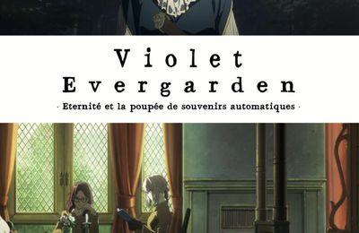 [film] Violet Evergarden : Éternité et la Poupée de souvenirs automatiques