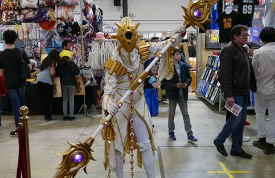 [TGS OCCITANIE GAME SHOW MONTPELLIER 2ème édition] Du cosplay de qualitay!