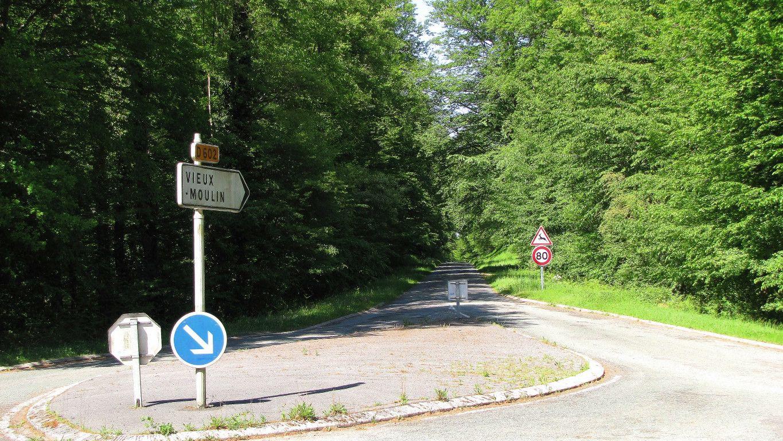 le carrefour du Beaurevoir