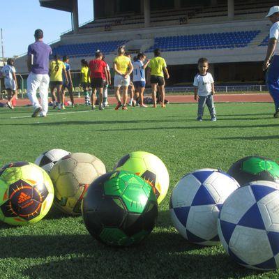 Cacherosas de Nueva Esparta F.C se alistan para el inicio de temporada