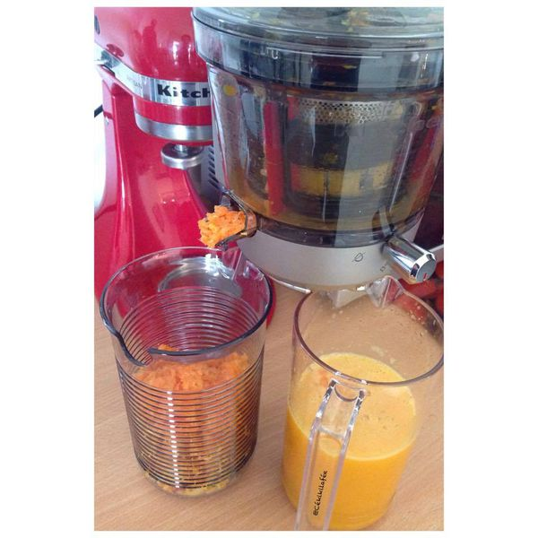 L'extracteur de jus KitchenAid
