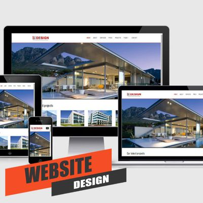 Website Design / Development Services by Real Estate Marketing Agency, Denton - Texas