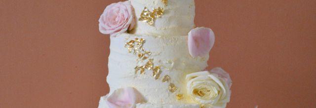 Ma merveille Wedding Cake Romantique Rose