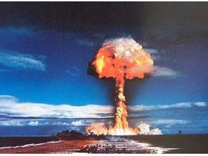 60ème anniversaire de la 1ère bombe atomique française