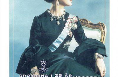 Margaret, 25 ans de règne au Danemark