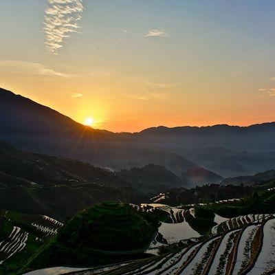 15./16. Mai Die Reisterrassen von Longsheng