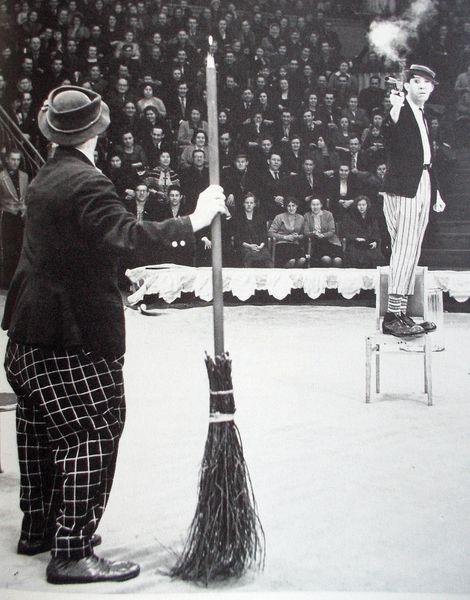 Youri Nikouline (1921-1997) un des plus célèbres clowns russes.