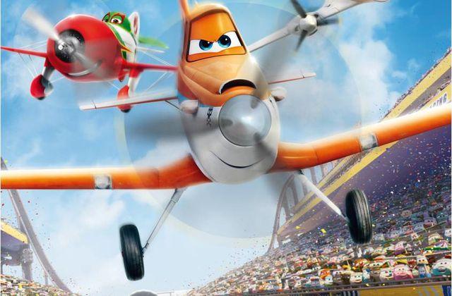 On s'envole avec Planes !