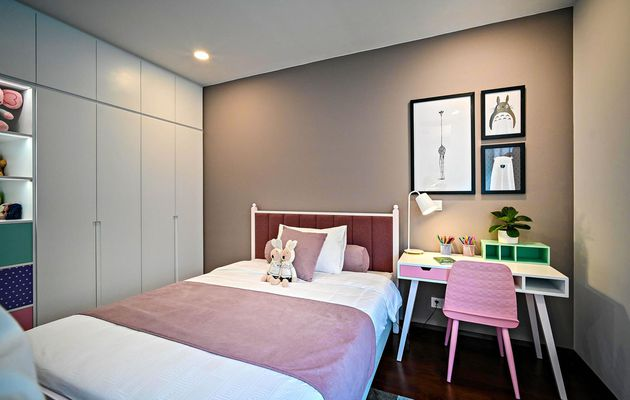 5 Fun and Feminine Bedroom Decorating Ideas for Young Girls