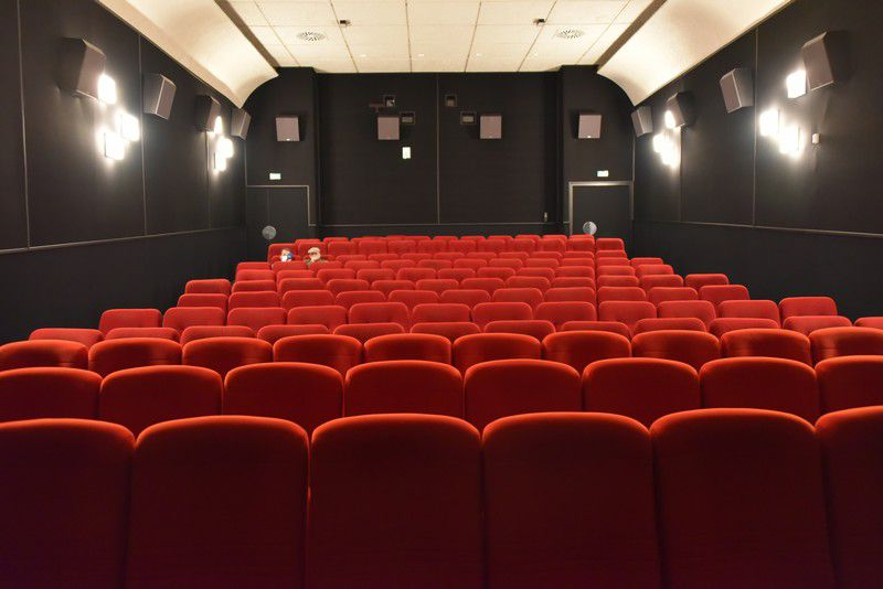 """Salle 1 Cinéma """"le Richelieu"""""""