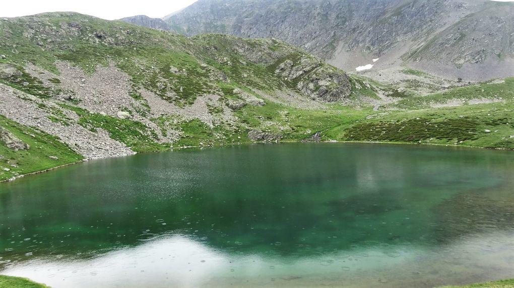 Lacs des Millefonts