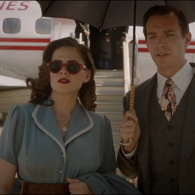 Agent Carter - 2.01, The Lady in the Lake