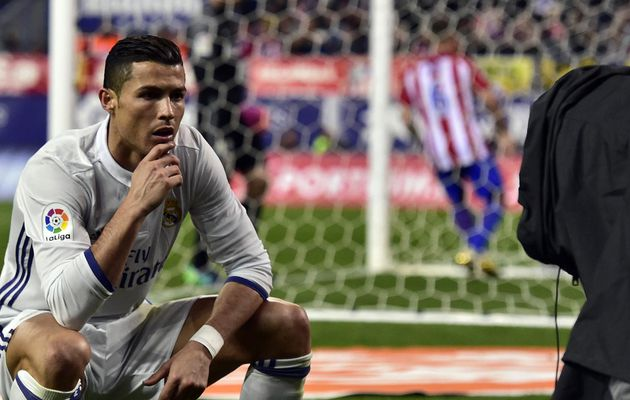"Ronaldo sur les Football Leaks : ""Il y a beaucoup d'innocents en prison"""