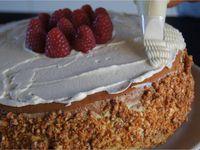 Gâteau d'anniversaire de Pauline
