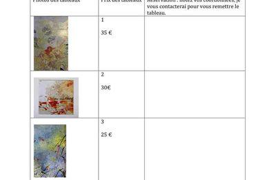 catalogue exposition : la couleur des saisons