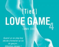 Love Game tome 4 : Tied de Emma CHASE