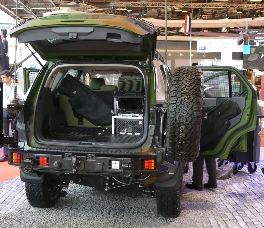 Le VLTP NP - VT4 de l'Armée de terre