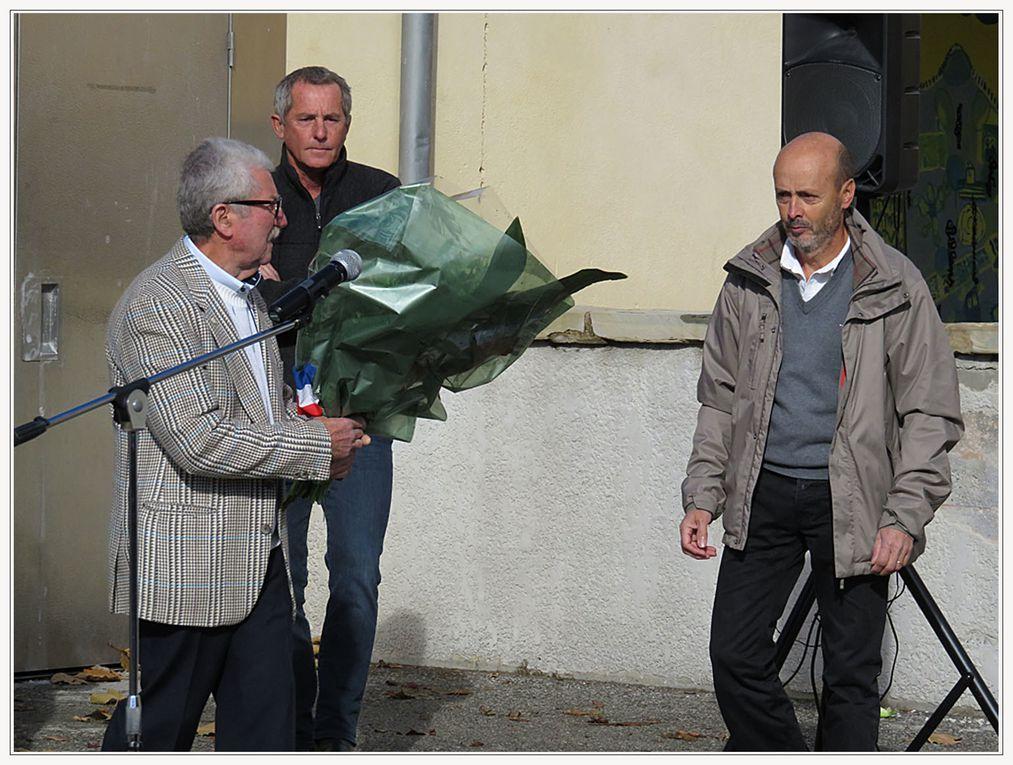 Saint André les Alpes : Un 11 novembre hautement symbolique