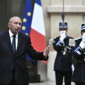 """Gérard Collomb : """"Aujourd'hui on vit côte à côte... Je crains que demain on vive face à face"""""""