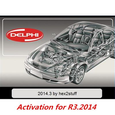 Fileactivation Delphi CDP R3.2014 Service