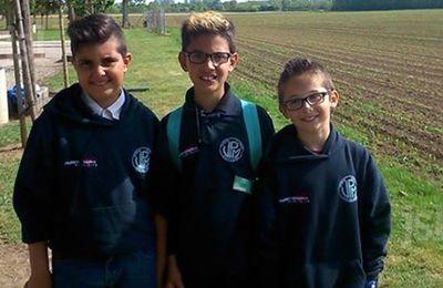 Les minimes de la Joyeuse pétanque montcellienne qualifiés aux Championnats de Bourgogne