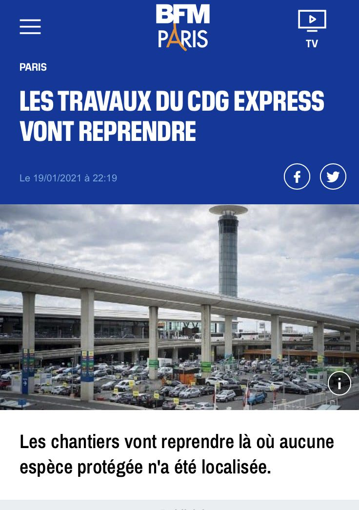 CDG Express : les travaux reprennent
