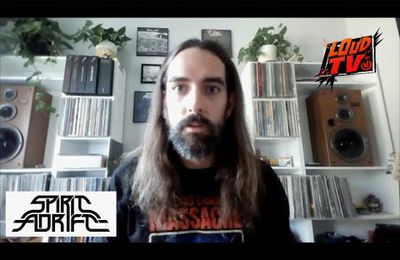 VIDEO - Interview (VO) avec Nate Garrett de SPIRIT ADRIFT pour le nouvel album Enlightened in Eternity