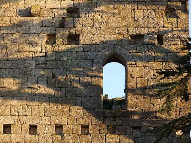 Diaporama château de Sainte Mère