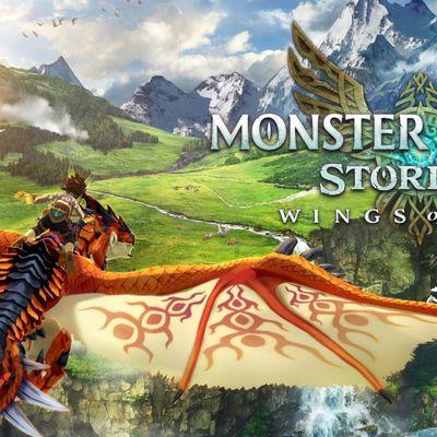 [Test] Monster Hunter Stories 2 : Wings Of Ruin