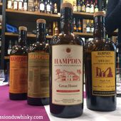 Hampden Great House - Passion du Whisky