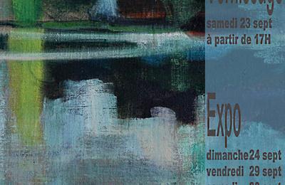 Exposition Carolyn Bear à Tronçais