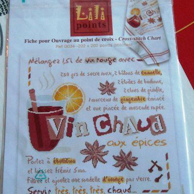 "Sal "" Vin Chaud "" # 2"