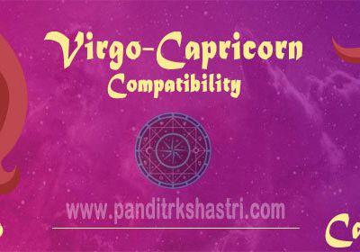 Compatibility among Virgo and Capricorn