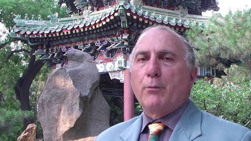 Conférence en Chine. Aspects du paysage abstrait dans la peinture actuelle.