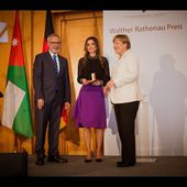 Queen Rania's speech after receiving the Walther Rathenau Prize