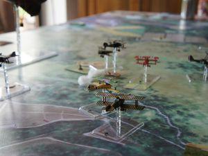 Les petits avions V2 - Wings of War