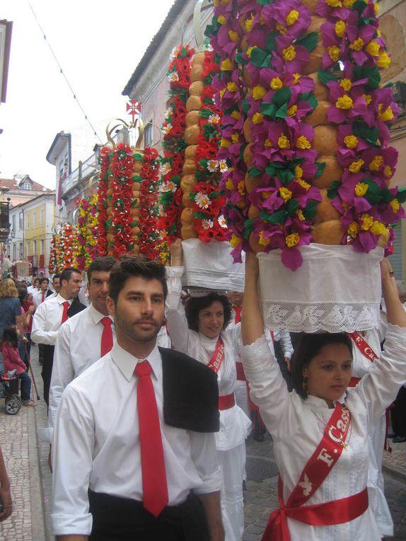 2011 juillet Tomar Festa dos Tabuleiros