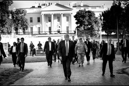 USA - Emeutes : c'est bien plus grave que ce que disent les journalistes – heureusement, il y a Trump! Un coup d'État en cours?