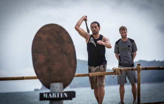 Koh-Lanta : Martin et Teheiura quittent l'aventure