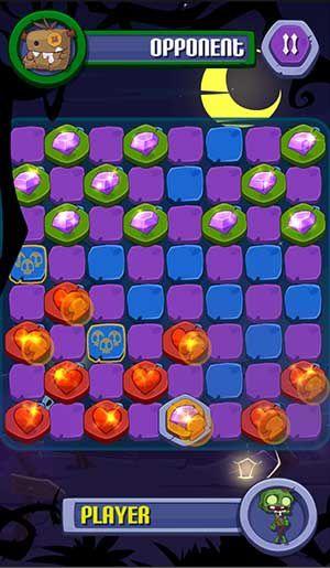 Jeux video: Haunted Checkers jeu de dames gratuit et personnalisable !
