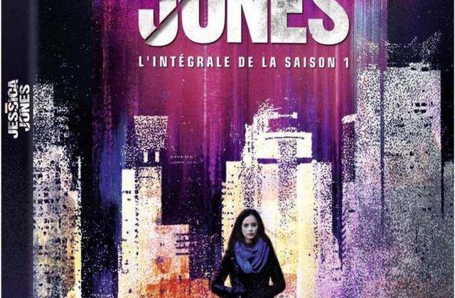 La série Jessica Jones dès le vendredi 22 février sur TF1 Séries Films.